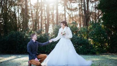 Huwelijksfotograaf voor Eva & Laurens