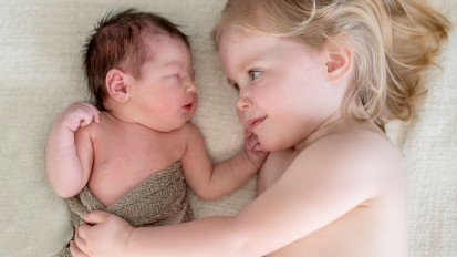 Newborn Amelie
