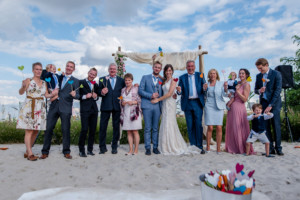 Huwelijk Strantwerpen - Antwerpen - Kleurrijk - Bohemian - JPC Collections