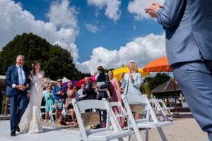 Huwelijk Strantwerpen - Antwerpen - Kleurrijk - Bohemian - JPC Collections - ceremonie