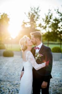 domein eikennest huwelijk spontaan vintage golden hour