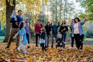 Fotografie Familie Bos Herfst Gezin Brugge Bulskampveld Beernem