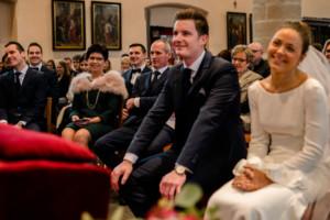 kerkdienst winterhuwelijk